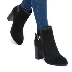 Octavia Boots Black